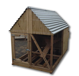 Quality, custom-built hen houses