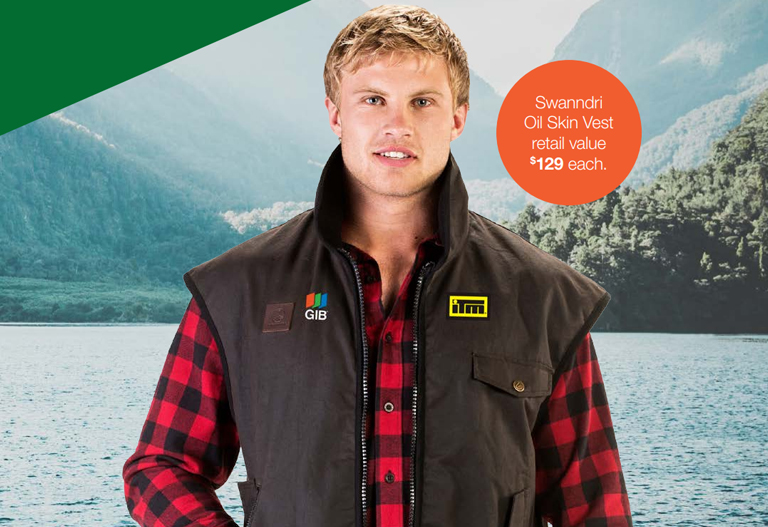 Gear Up For Winter With GIB® Plasterboard
