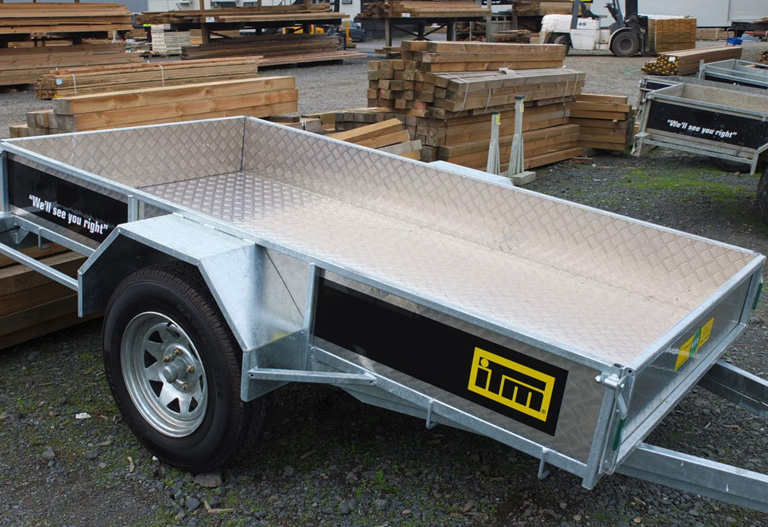 Hire Trailers
