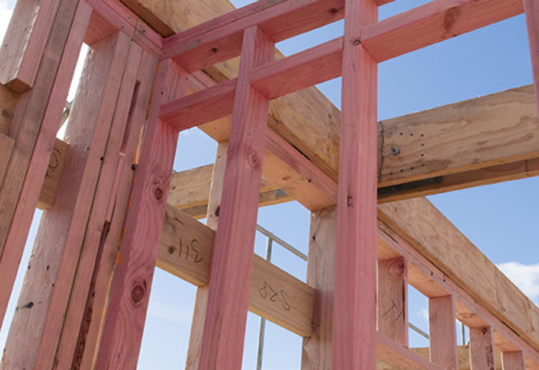 LASERFRAME® STRUCTURAL TIMBER