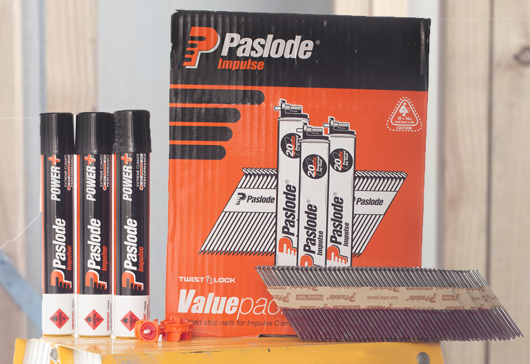Paslode Nails, Brads & Staples