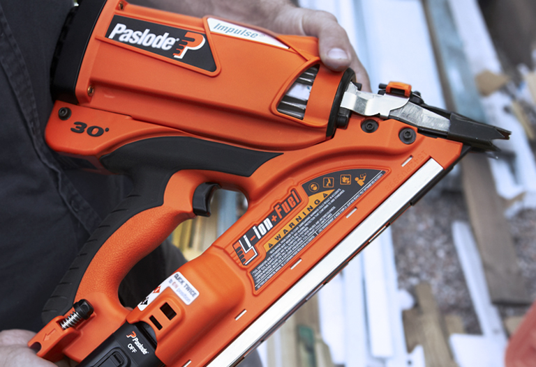 Paslode Air and Gas Powered Tools