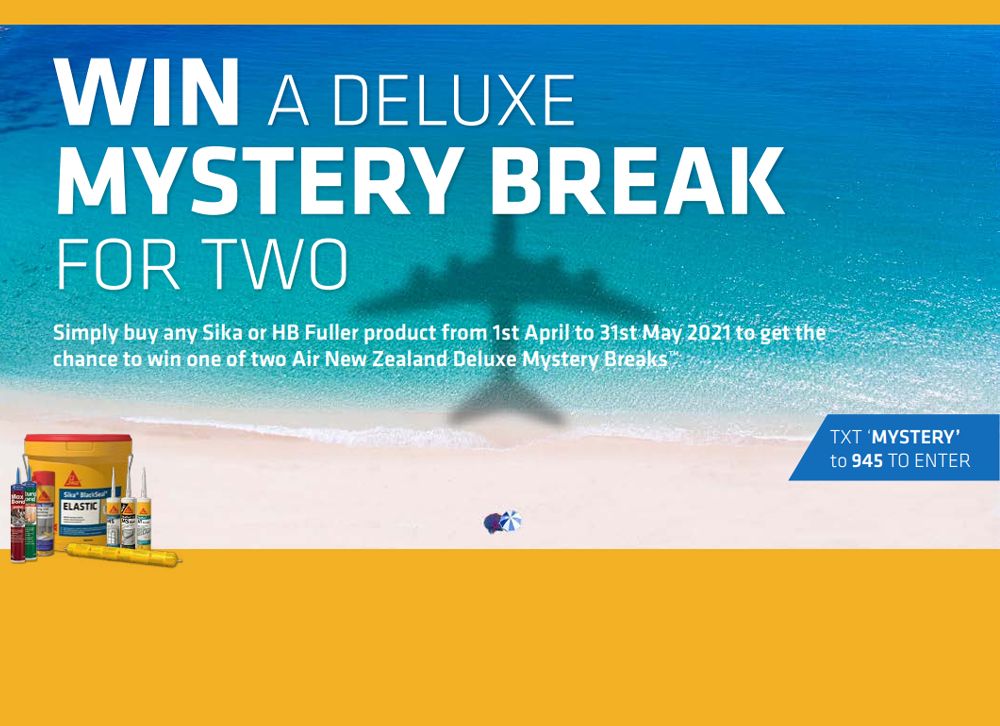 Win A Deluxe Mystery Break For Two